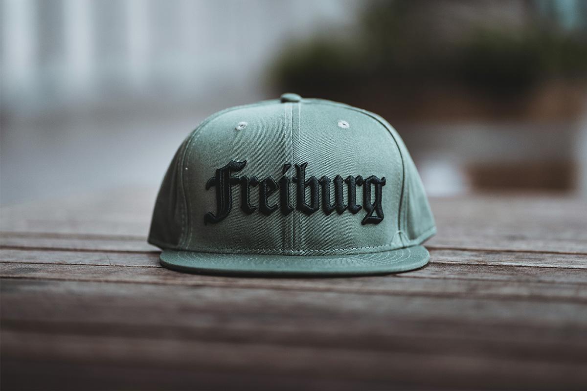 Die Freiburg Snapback Cap von Freiburgs Finest